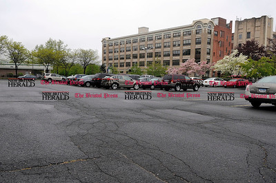 5/1/2012 Mike Orazzi | Staff The large paking lot on North Main Street in Bristol. *** for a Steve story **