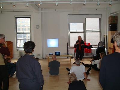 2012 Jan. NYC Winter training
