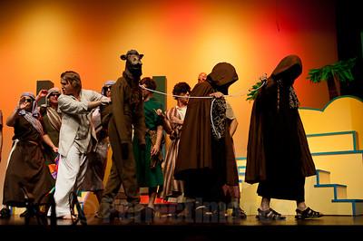Joseph and His Amazing Technicolour Dreamcoat