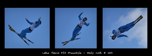 2012 Lake Placid FIS Freestyle Cup  - Emily Cook