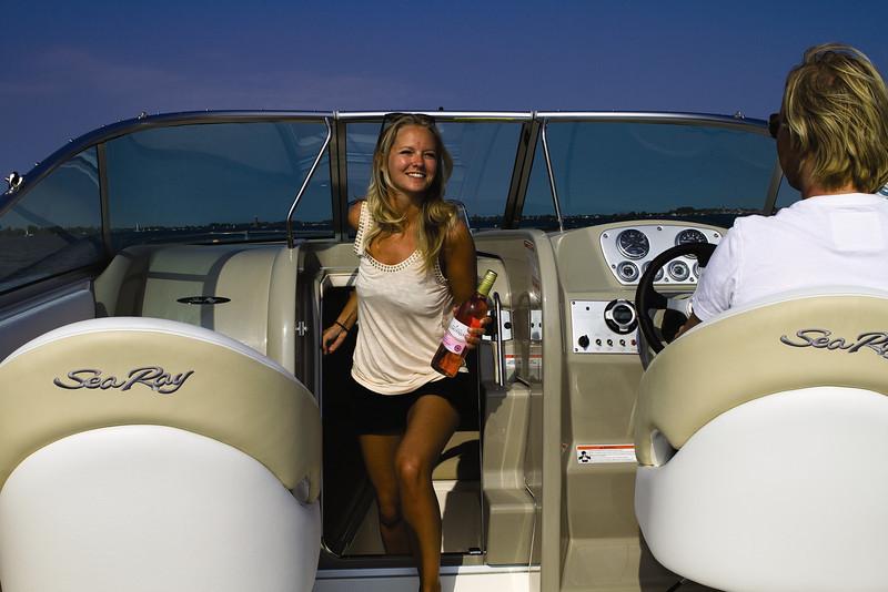 Sea Ray 235 Weekender (2012)