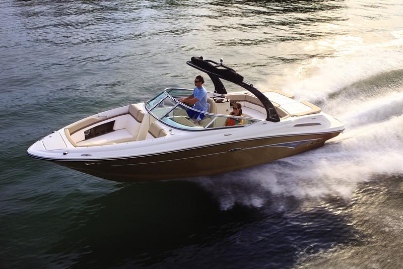 Sea Ray 250 SLX (2012)