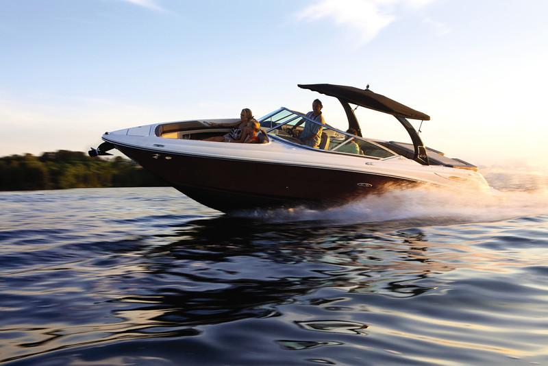 Sea Ray 270 SLX (2012)