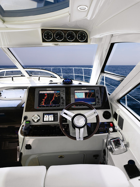 Sea Ray 470 Sundancer (2012)
