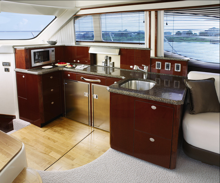 Sea Ray 520 Sedan Bridge (2012)