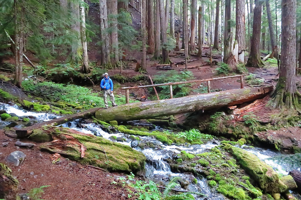 Chris, Sol Duc Valley
