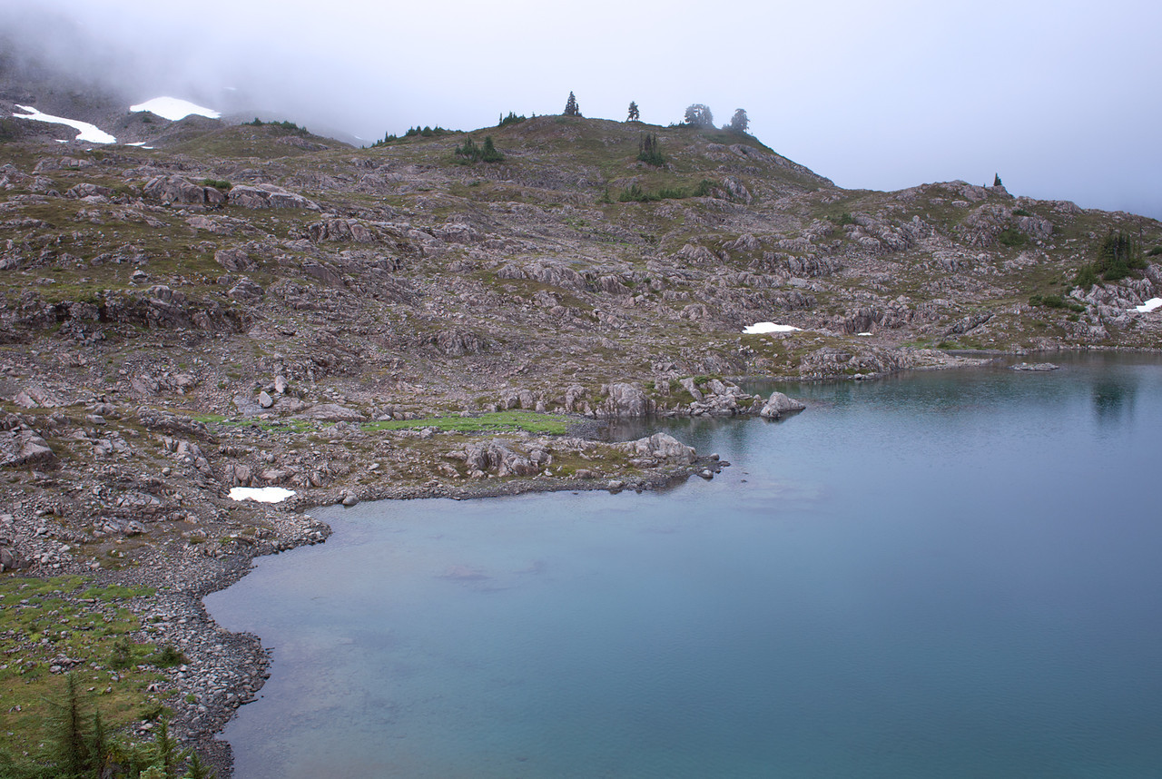 Sleet Lake