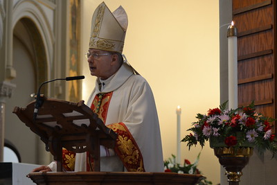 2012 Opening Mass Year of Faith Saint Vincent