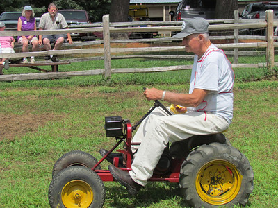 wheelhorse