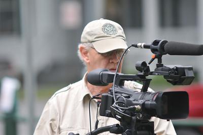 Macy Lawrence man the WCTV  camera