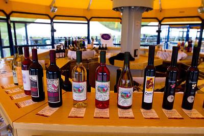 KWF 2012 Grand Vermont Wines in Umbrella Bar