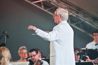 Andrew Massey, Conductor