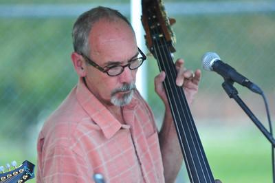 Dave Clark plays