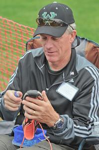Coach Tim Whitney
