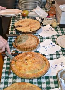 18 Pie Tasting