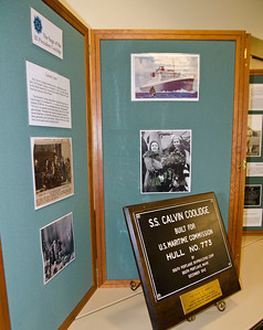 Grace Coolidge Musicale #3 President Calvin Coolidge Museum Plymouth Notch, VT October 7, 2012 Copyright ©2012 Nancy Nutile-McMenemy www.photosbynanci.com For The Vermont Standard: http://www.thevermontstandard.com/ Image Galleries: http://thevermontstandard.smugmug.com/