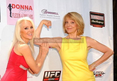 2012-06-23,  The Donna Spangler's Flexin-4-Dollars Summer Soiree. A fund raiser for One Mama