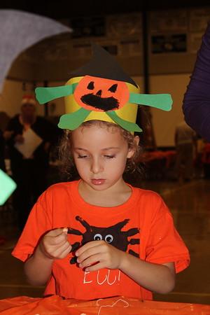 2012-10-31 Kindergarten Halloween Party
