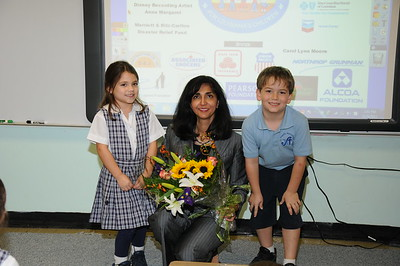 2012-11-09 Supriya Jindal visits SAMS