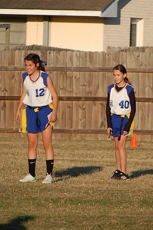 2012-12-01 Girls Flag Football