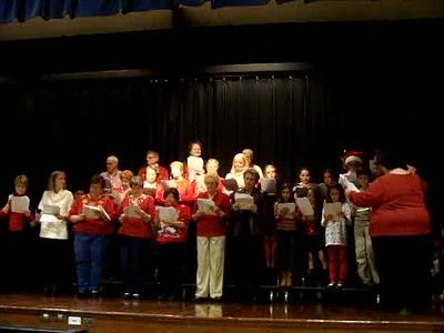 2012-12-23 Christmas Caroling