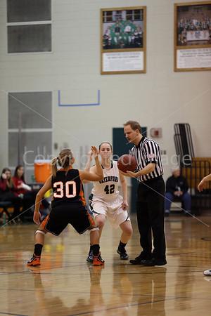 2012-13 - Waterford High School Girls Basketball