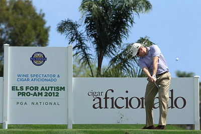 WEST PALM BEACH, FL - MARCH 12:  during the Els for Autism Pro-am at The PGA National Golf Club on March 12, 2012 in West Palm Beach, Florida.  (Photo by David Cannon/Getty Images)
