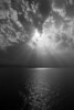 057 Dark sky over the Red Sea