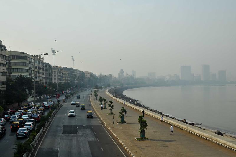 087C Mumbai water front