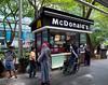 042 Street side McDonalds