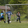 Soccer Game in Grants Pass - GOAL!