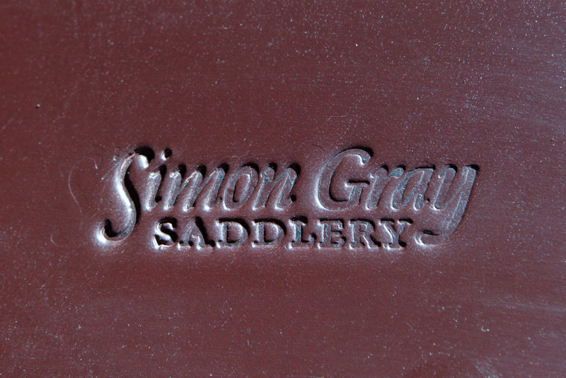 "00SG Stamp Simon Gray_0110A, <a href=""https://www.facebook.com/pages/Simon-Gray-Saddlery/162058857152092?fref=ts"">https://www.facebook.com/pages/Simon-Gray-Saddlery/162058857152092?fref=ts</a>"