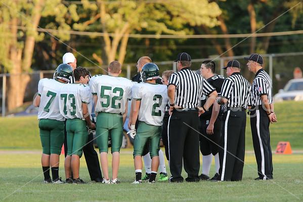 JV Waterford vs Burlington 9/6/12