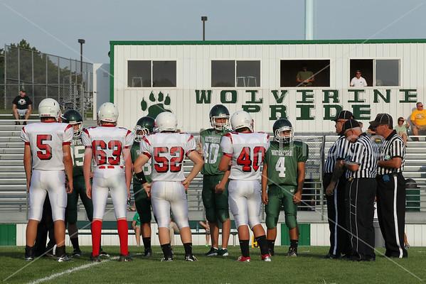 2012 Waterford WI. High School Football