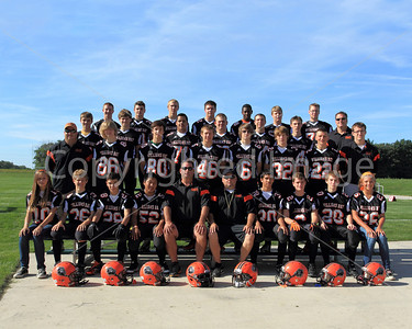 2012 Williams Bay Bulldogs High School Football