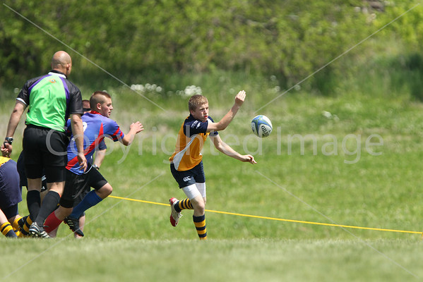 D-2 Cup Bracket Consolation Oshkosh vs Valley Crusaders 5/19/12