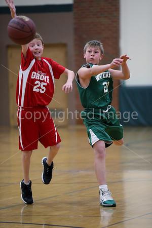 Boys Winter Frenzy Basketball Tournament - 2/10/13