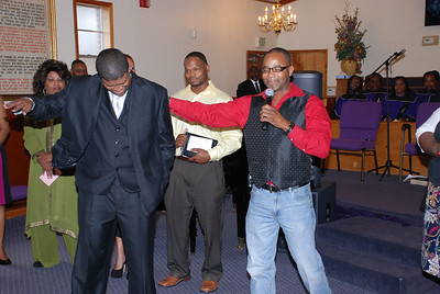 December 2 , 2012 Sunday Service