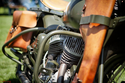 '42 Harley WLA
