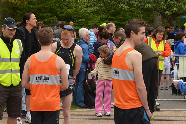 Marwell 10k 2012 - Start / Going Out