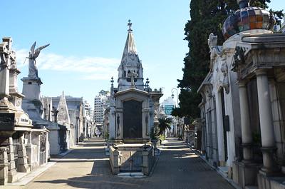 La Recoleta Cemetery - Buenos Aires, Argentina