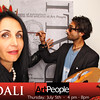 Dali Exhibit @ The ArtPeople Gallery 7.5.12 :