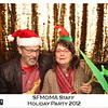 SFMOMA Holiday Party @ Temple 12.11.12 :