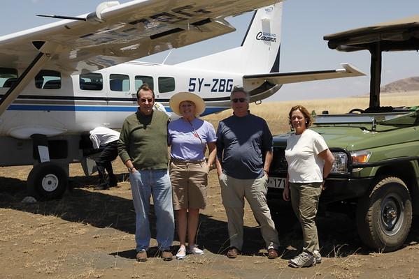 2012 Safaris