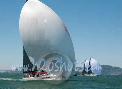 2012 Rolex Big Boat Series Day 2 Selects