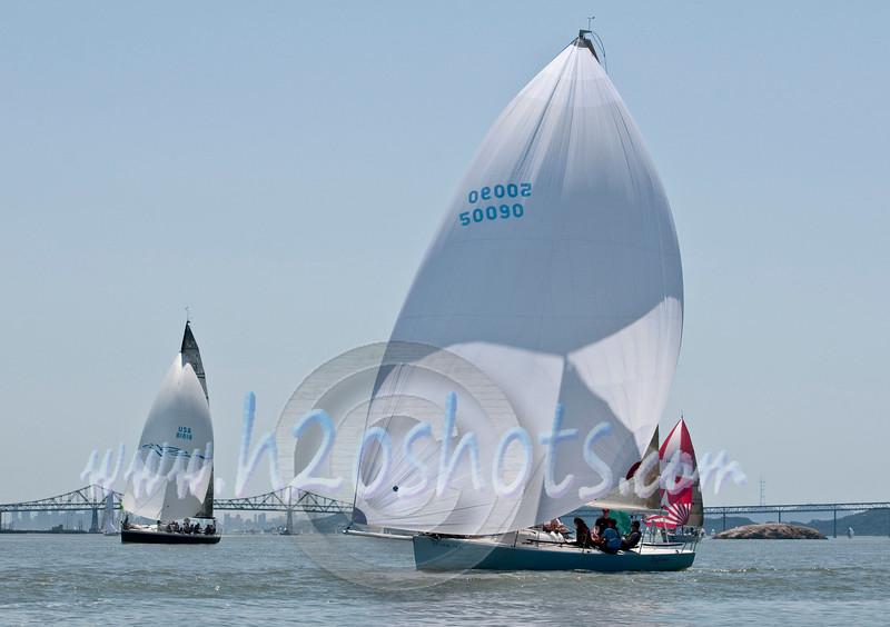 2012 YRA Vallejo Race