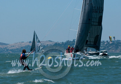 2012 Pac Cup Day 4 Starts