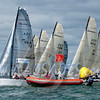 2012 Melges 20 North Americans Day 1 race 3