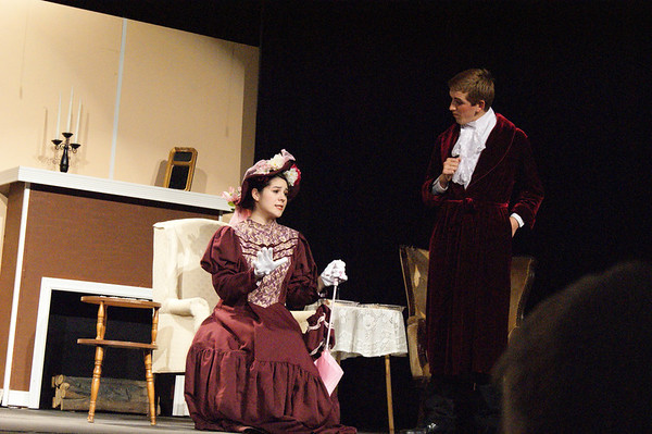 """'12 Berkshire Fall Play """"The Importance of Being Earnest"""""""