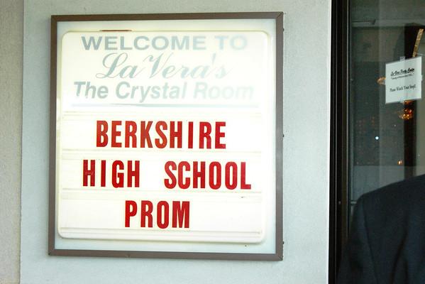 '12 Berkshire Prom